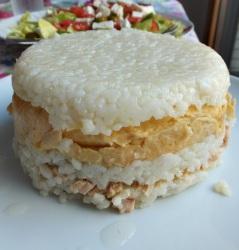 Pastel arroz D