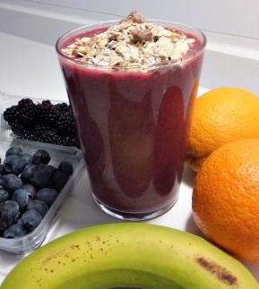 Batido Frutas D