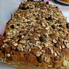 Pan de semillas 2