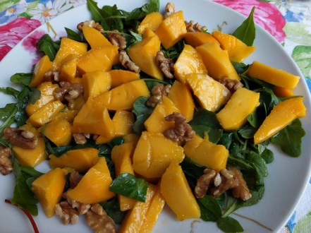 Rúcula mango 1