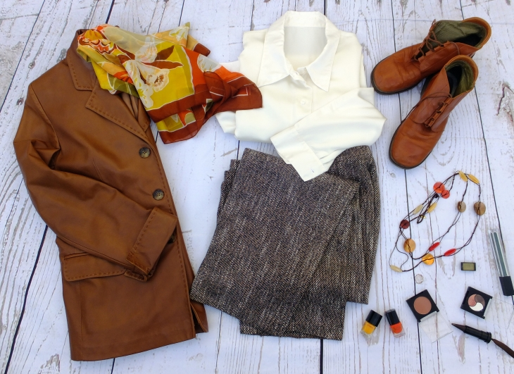 Cuero Tweed 3
