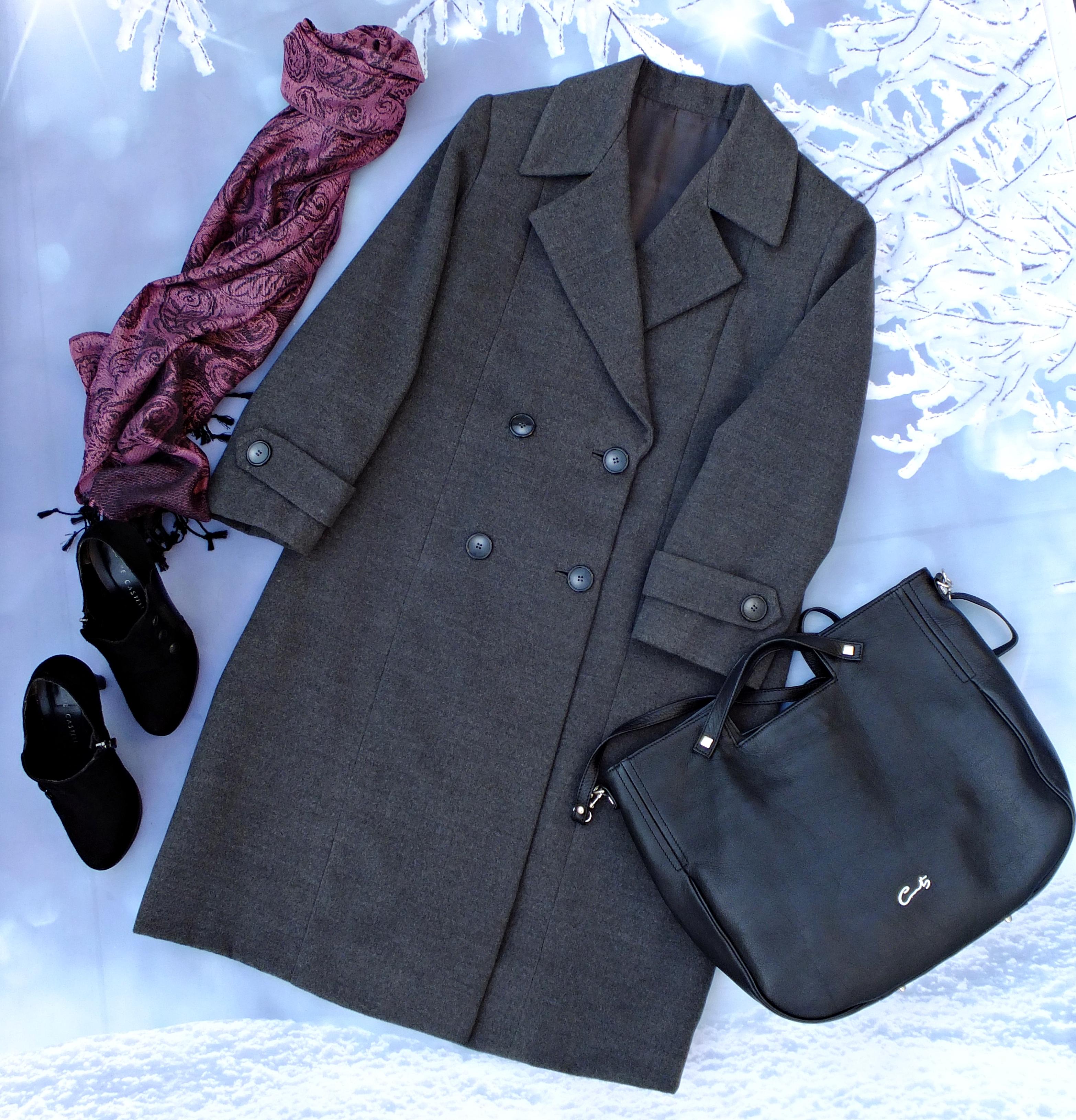 Abrigo gris 9