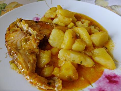 Pinto patatas 3
