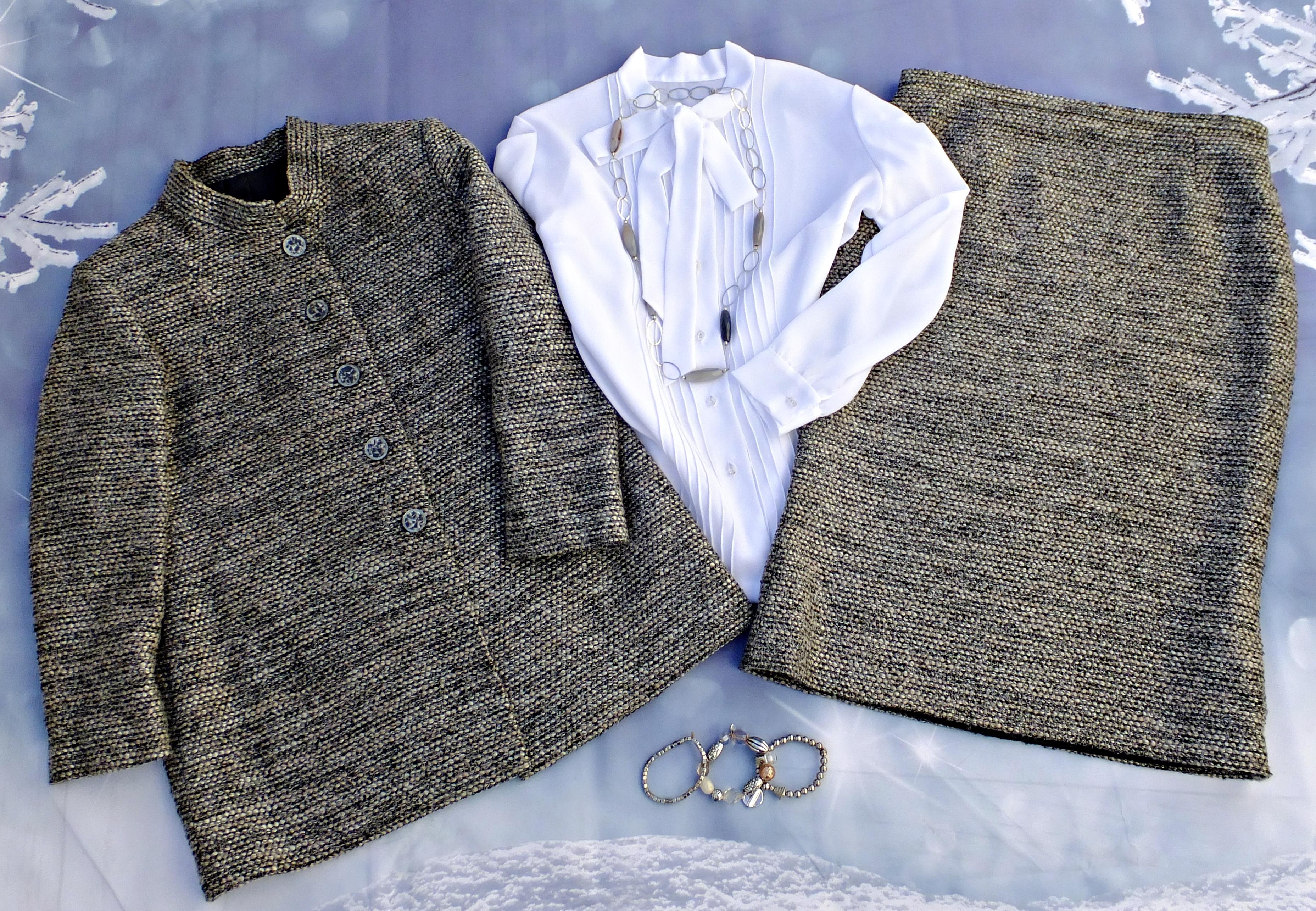 tweed gris 4