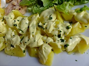 Patatas alioli 3