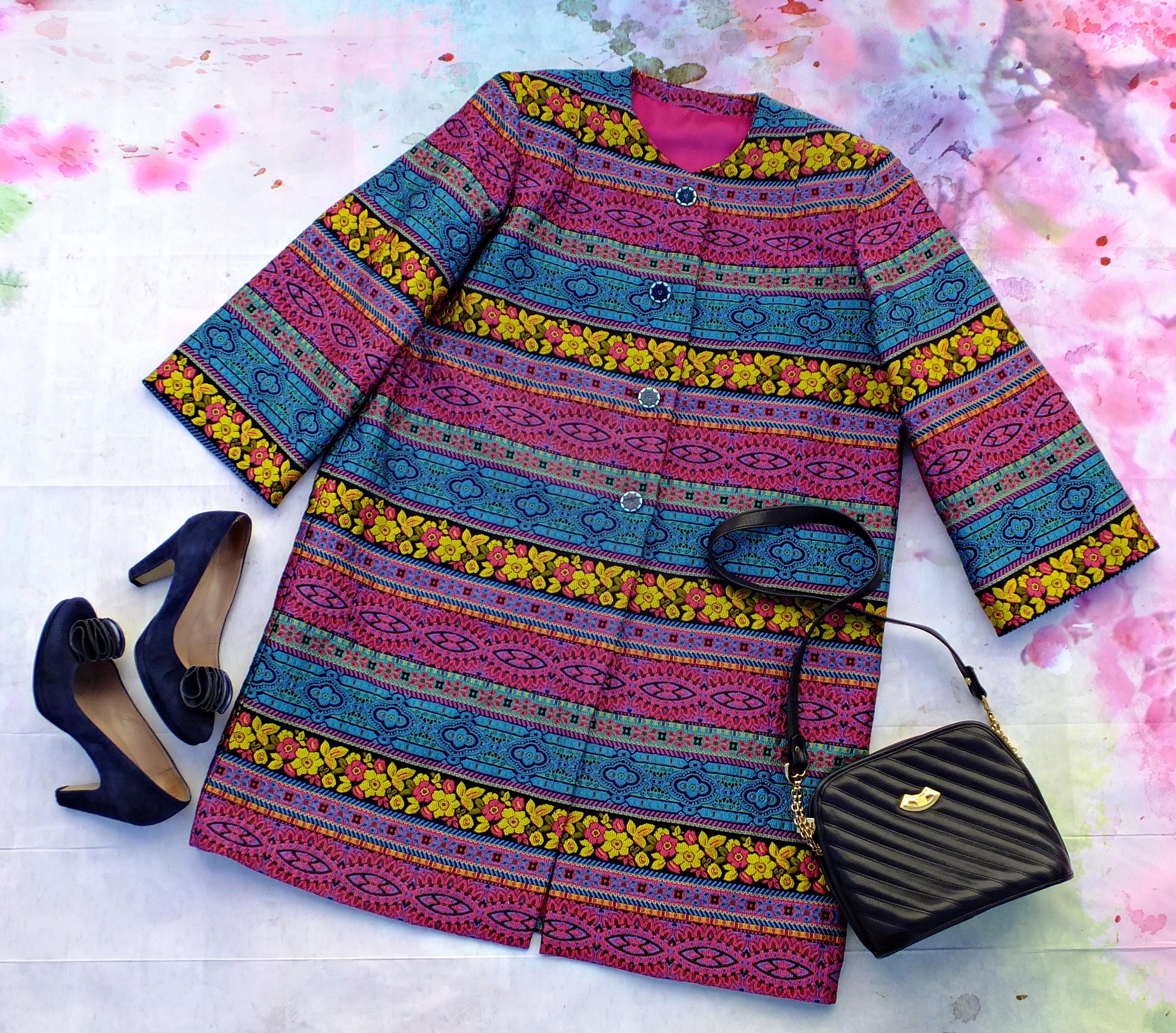Abrigo primaveral colores 3
