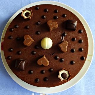 Tarta tres chocolates 2