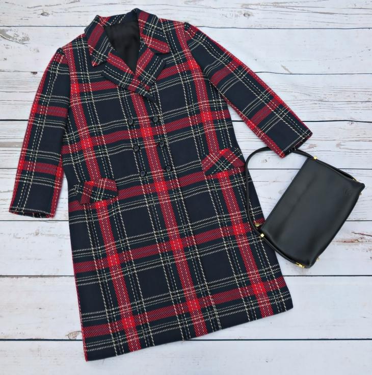Abrigo escocés 1