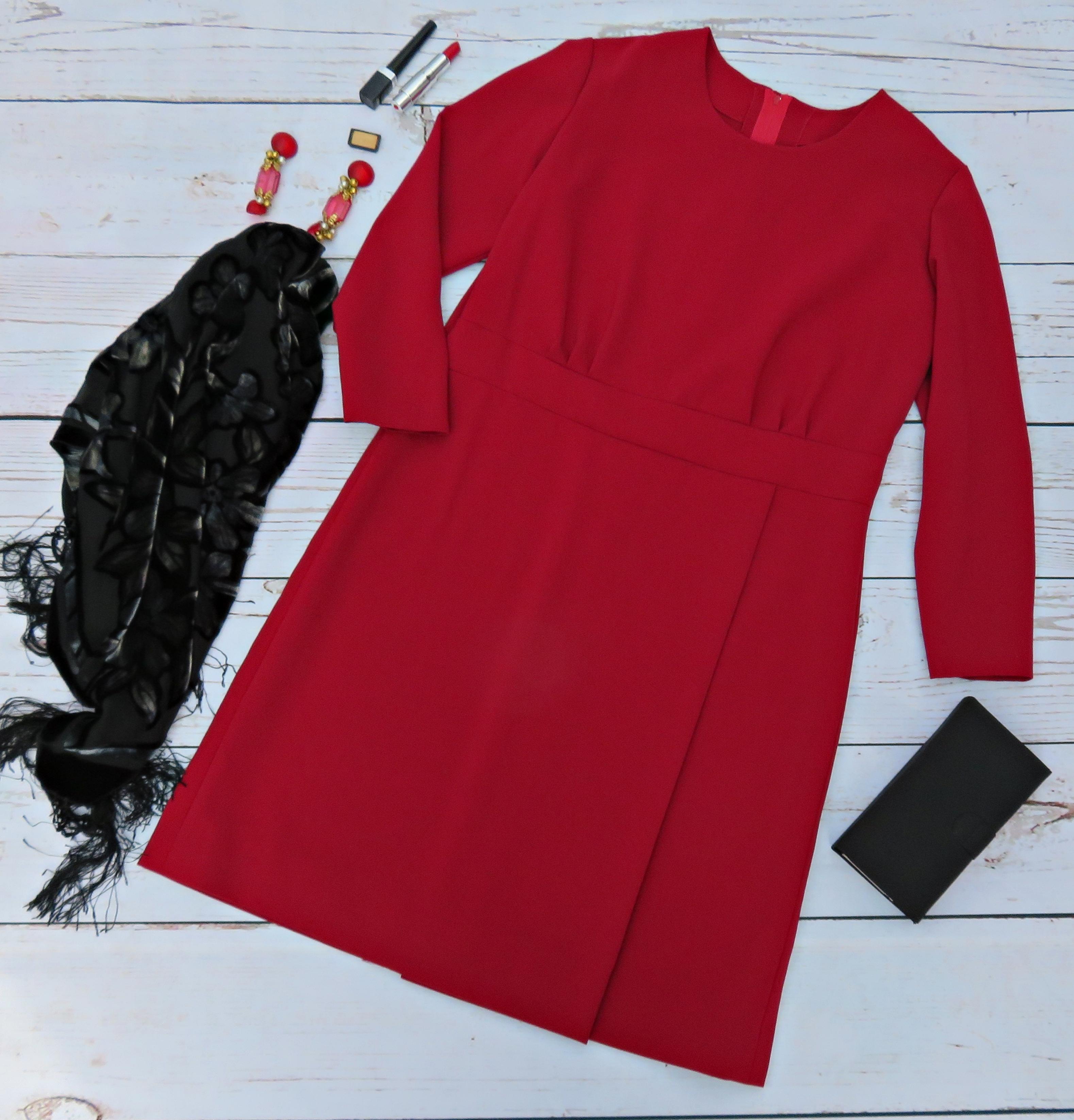 Vestido rojo 1