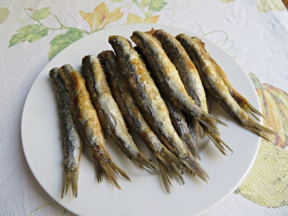 Anchoas fritas 1