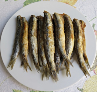 Anchoas fritas 2