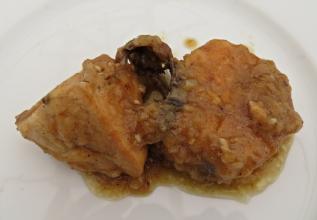 Pollo coñac 2