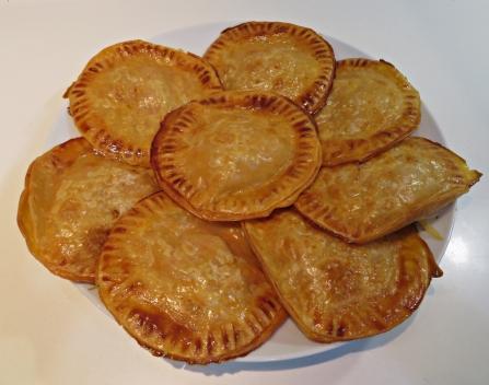 Empanadillas bonito horno 1