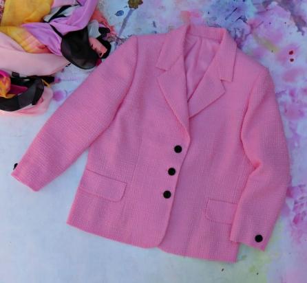 Chaqueta rosa 2