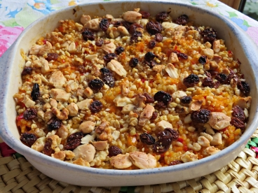 Arroz frutos secos 1