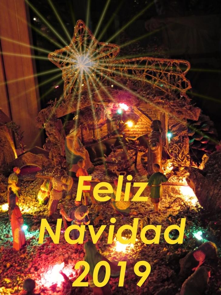 Feliz Navidad 2019 D