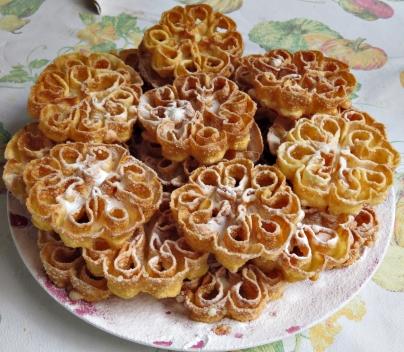 Flores fritas 1